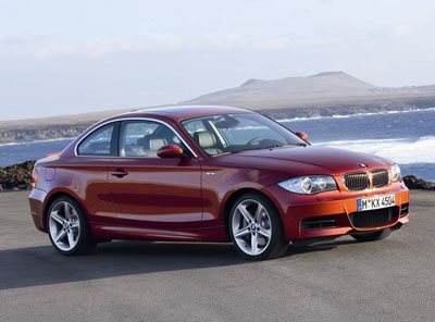 BMW 1-serie Cоupe