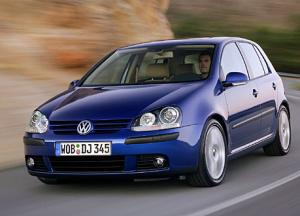 Volkswagen Mark V Golf