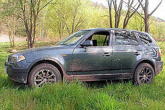 BMW X3 - Hartge Hunter