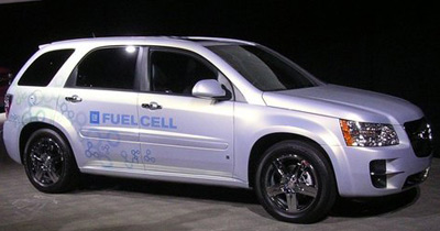 Chevrolet Fuel Cell Equinox