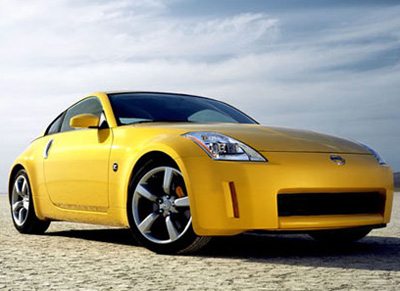 Nissan 350Z Anniversary Edition 2005