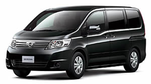 Nissan Serena 20S Number One Edition Navigation Package