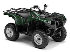 Yamaha Grizzly 550FI