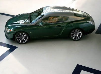 Bentley GTZ Continental