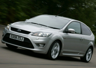 Ford Focus ST Mountune Performance package