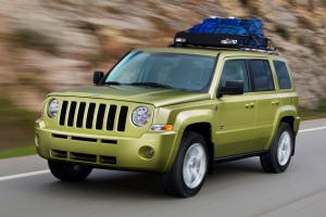 Jeep Patriot Black Country