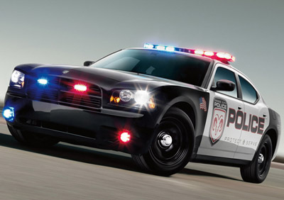 Dodge Charger Police