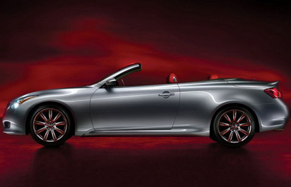 Infinity G37 Convertible Premier Edition