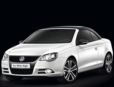 Volkswagen Eos White Night Exclusive