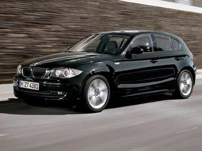 BMW 116iA Limited Edition