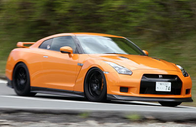 Zele R35 GT-R Complete Edition