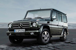 Mercedes-Benz G 500 Edition 30