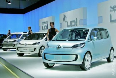 VW New Small Family (NSF)
