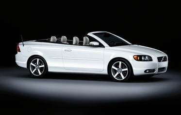 Volvo C70 Ice White