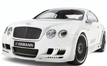 Bentley Continental GT Speed Imperator от Hamann