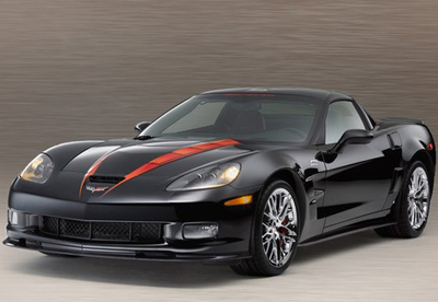 Chevrolet Corvette Hero Edition ZR1