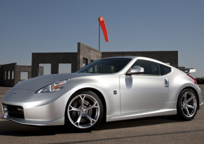 Nissan 370Z Nurburgring Special Edition