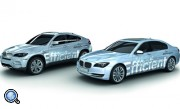 BMW ActiveHybrid 7-й серии и X6
