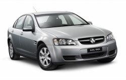 Holden Commodore 2010