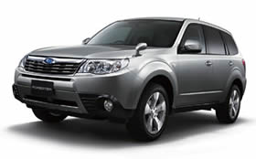 Subaru Forester Sport Limited