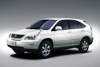 Toyota Harrier 240G L Package Limited