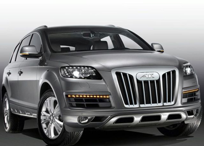 Audi Q7 AK Car-Design