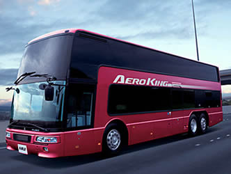 Mitsubishi Aero King Highway Liner