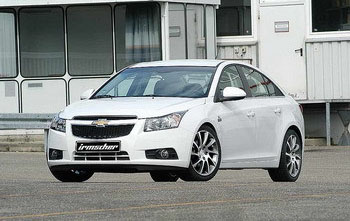 Chevrolet Cruze Kiss-Edition