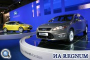 Ford Mondeo и Ford Focus (модели 2011 года)