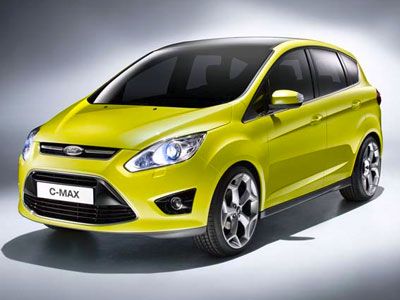 Ford C-Max. Иллюстрация: modifiedcars.com