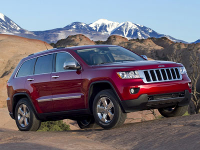 Jeep Grand Cherokee SRT8. Иллюстрация: egmcartech.com
