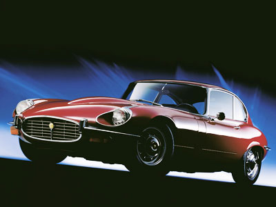 Jaguar E-Type V12 Coupe, 1971-75. Иллюстрация: carstyling.ru