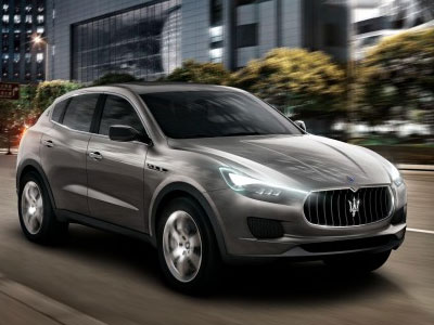 Maserati Cinqueporte. Иллюстрация: motorauthority.com