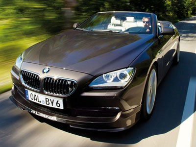 BMW Alpina B6 Biturbo. Иллюстрация: bmwcom.ru