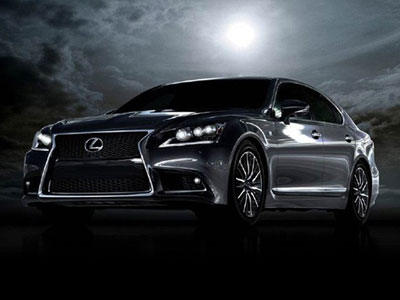Lexus LS 460. Иллюстрация: roadandtrack.com