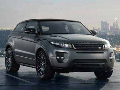 Land Rover Evoque. Иллюстрация: autoblog.com