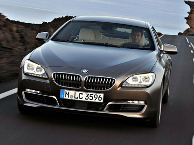 Hartge BMW 6-Series Gran Coupe. Иллюстрация: gtspirit.com