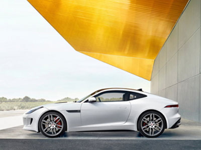 Jaguar F-Type Coupe R. Иллюстрация: motor.ru