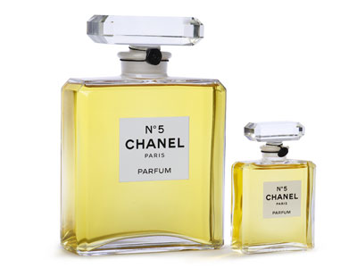 Парфюм Chanel N5. Иллюстрация: legrandmorning.rtl2.fr