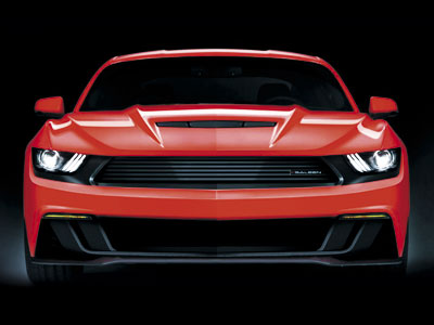 Saleen Ford Mustang S302. Иллюстрация: digitaltrends.com