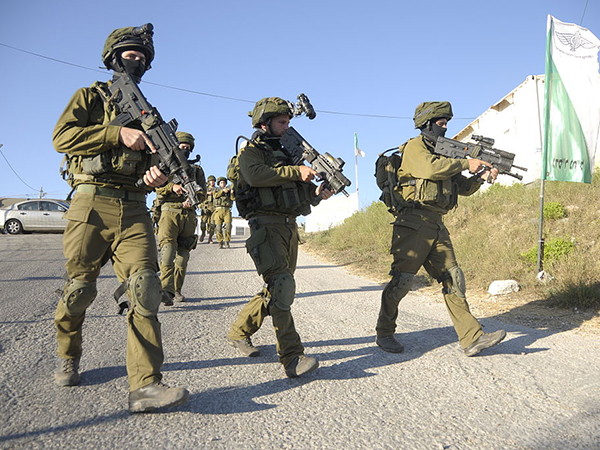 Иллюстрация: Israel Defense Forces