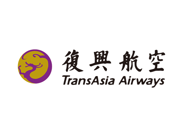 Логотип TransAsia Airways. Иллюстрация: tna.com.tw